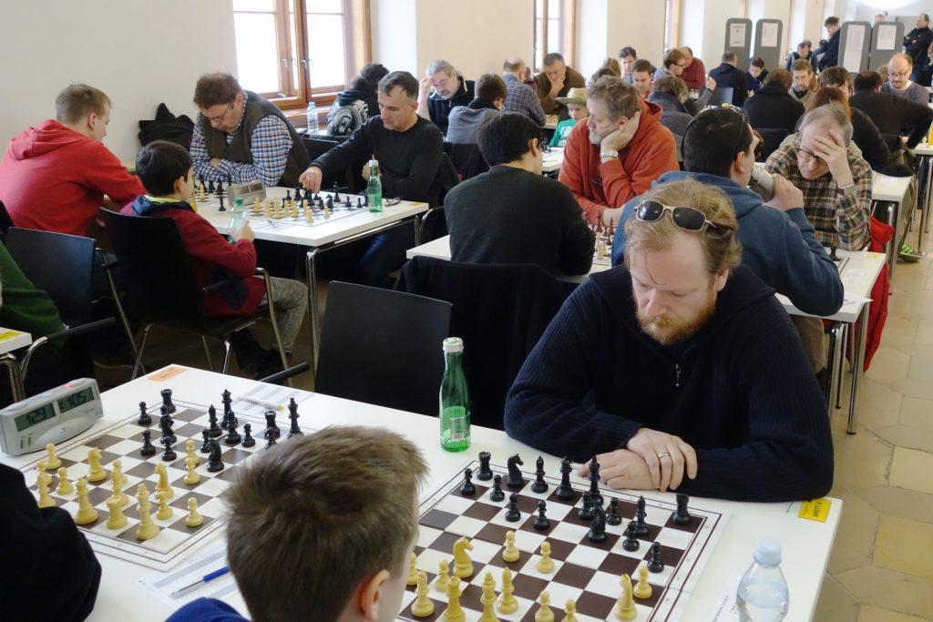 Schach Open