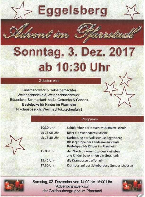 Advent Eggelsberg
