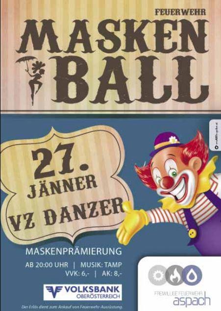 Aspach FF Maskenball