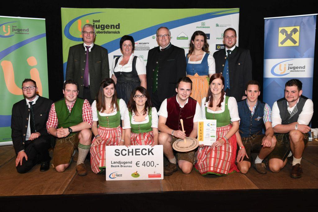 Bestes Projekt_Bezirk Braunau