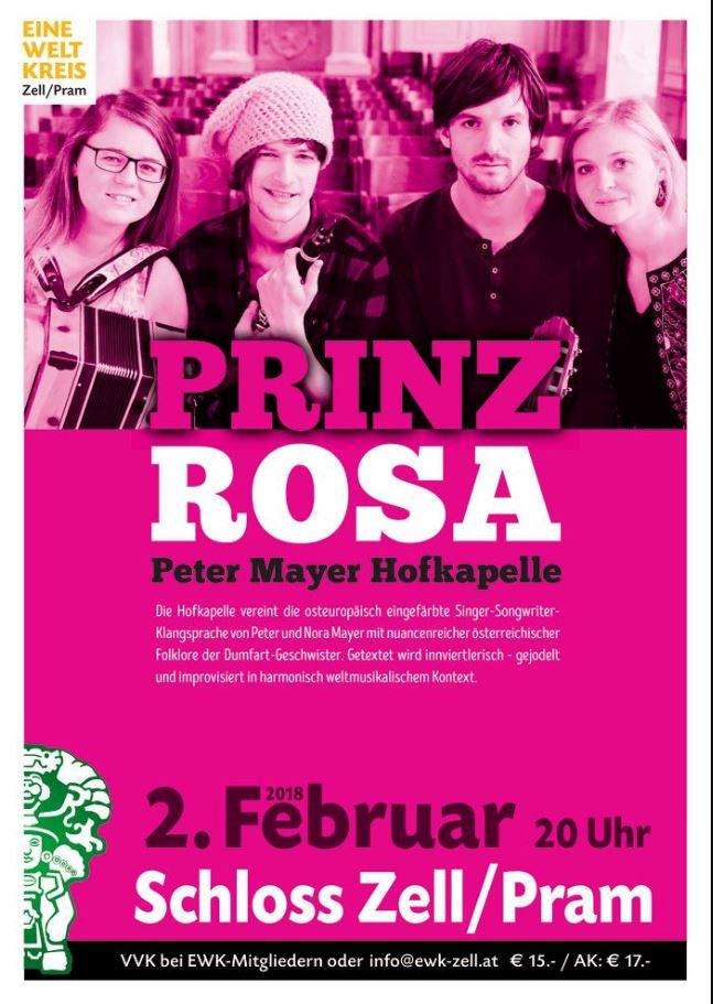 Prinz Rosa