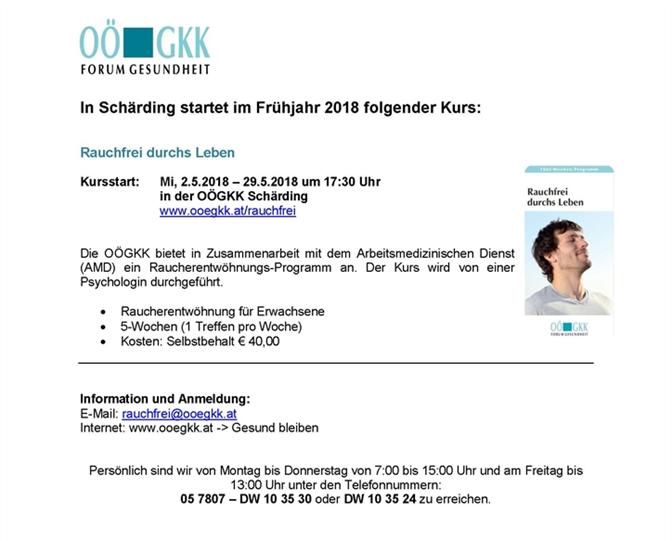 Kurse_Fruehjahr_Schaerding_2018