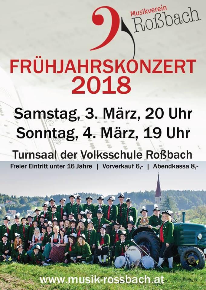 Roßbach Konzert